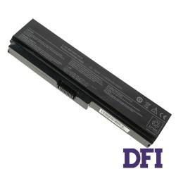 Батарея для ноутбука Toshiba PA3634 (A660, C650, L310, L515, L630, L635, L645, M300, U400, U500) 10.8V 4400mAh Black