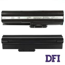 Батарея для ноутбука Sony BPS12 (VGP-BPL12, VGP-BPS12, VGP-BPS12/Q) 10.8V 6600mAh Black