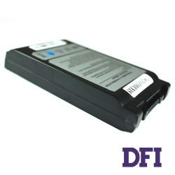 Батарея для ноутбука Toshiba PA3191 (Satellite R20, Portege: 4010, M400, M700, M750, M780, Tecra: 9100, M4, M7) 10.8V 4400mAh, Black