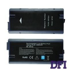 Батарея для ноутбука Sony BP2E (VGP-BP2EA, PCGA-BP2E, PCGA-BP2EA) 10.8V 4400mAh Grey