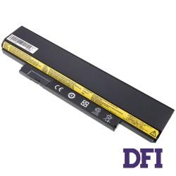 Батарея для ноутбука Lenovo 42T4957 (ThinkPad Edge E120, E125, E130, E135, E320, E325, E330, E335, ThinkPad X121e, X130e) 10.8V 4400mAh Black