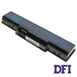 Батарея для ноутбука Acer AS09A61 (Aspire: 5334, 5732Z, 7315, TravelMate: 4335, Gateway: ID56, ID58, NV52, NV53, NV54, NV56, NV58, NV59, NV78, NV7802U) 11.1V 4400mAh, Black