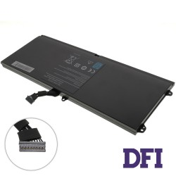 Батарея для ноутбука Dell 0HTR7 (XPS: 15z, L511Z) 14.8V 4400mAh 64Wh Black
