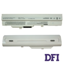 Батарея для ноутбука MSI BTY-S11 (U90, U100, U110, U120, U230) 11.1V 2200mAh 24Wh White