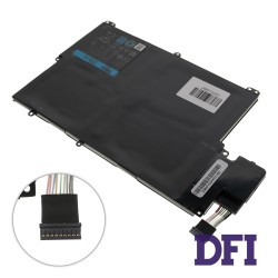 Оригинальная батарея для ноутбука Dell TKN25 (Inspiron 13.3 13z 5323, Vostro 3360) 14.8V 3260mAh 49W Black