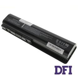 Батарея для ноутбука HP DV4 (Compaq: G50, G60, G70, CQ61 series, Pavilion: dv4, dv5, dv6, CQ40, CQ50, CQ60, CQ70 series) 10.8V 10400mAh Black