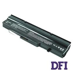 Батарея для ноутбука Fujitsu S26391-F400-L400 (Amilo: Li1718, Li1720, Li2727, Li2732, Li2735, Amilo Pro V8210, Esprimo Mobile: V5505, V5545, V6505, V6535, V6545, Esprimo V5545) 11.1V 4400mAh Black