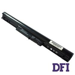 Батарея для ноутбука HP VK04 (Pavilion Sleekbook 14-B000, 14-B100, 15-B000, 15-B100, Ultrabook 15-B000, 15-B100, Touchsmart 15-B10) 14.4V 2200mAh Black