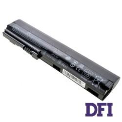Батарея для ноутбука HP SX06 (EliteBook 2560p, 2570p) 10.8V 4400mAh Black