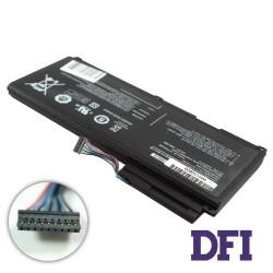 Батарея для ноутбука Samsung QX410 (QX410, QX510, QX411, SF510, Q530) 11.1V 5500mAh Black