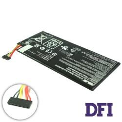 Батарея для планшета Asus C11-ME370TG (Asus MemoPad ME172V, Google Nexus 7) 3.75V 4270mAh Black