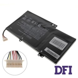 Батарея для ноутбука HP NP03XL (Envy x360 15-W000, 15-W100, 13-A000, 13-A100, 15-U000, 13-B100, 15-U000, 15-U300) 11.4V 3800mAh 43Wh