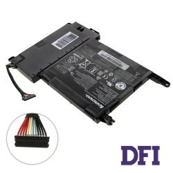Оригинальная батарея для ноутбука Lenovo L14S4P22 (IdeaPad: Y700-15ISK, Y700-17ISK) 14.8V 4050mAh 60Wh Black
