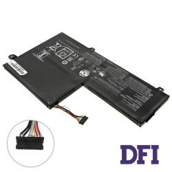 Оригинальная батарея для ноутбука Lenovo L14M3P21 (Flex3-1580, Edge 2-1580 series) 11.1V 4050mAh 45Wh Black
