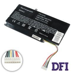 Батарея для ноутбука Dell GVD76 (Latitude E7240) 11.1V 3500mAh Black