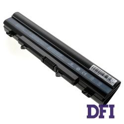 Батарея для ноутбука Acer Aspire AL14A32 (Aspire: E5-411, E5-511, E5-571, V3-472 series) 11.1V 4400mAh, Black