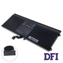 Оригинальная батарея для ноутбука Dell 0HTR7 (XPS: 15z, L511Z) 14.8V 4400mAh 64Wh Black
