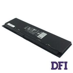 Оригинальная батарея для ноутбука Dell GVD76 (Latitude E7240) 11.1V 2720mAh 31Wh Black