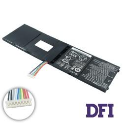 Батарея для ноутбука Acer AP13B3K (Aspire: R7-571, R7-572, V5-472, V5-473, V5-552, V5-572, V5-573, V7-481, V7-581 series) 15V 3560mAh 53Wh Black