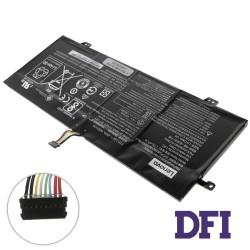 Оригинальная батарея для ноутбука Lenovo L15M6PC0 (IdeaPad: 710S Plus-13ISK) 7.5V 6055mAh 46Wh Black