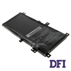 Батарея для ноутбука Asus C21N1401 (X455LA, X455LD, X455LF, X455LJ) 7.5V 4820mAh 37Wh Black