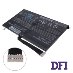 Батарея для ноутбука Fujitsu FPCBP345Z (LifeBook Ultrabook UH552, UH572) 14.8V 2840mAh 42Wh Black