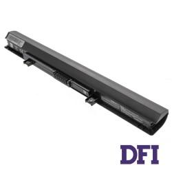 Батарея для ноутбука Toshiba PA5185 (Satelite: C50, C55, L55) 14.8V 2200mAh, Black