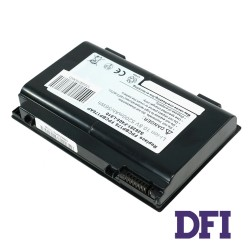 Батарея для ноутбука Fujitsu FPCBP176 (LifeBook: E780, E8410, E8420, AH550 series) 10.8V 5200mAh Black