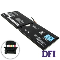 Оригинальная батарея для ноутбука Fujitsu FPCBP412 (LifeBook U904 series) 14.4V 3150mAh45Wh Black