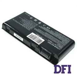 Батарея для ноутбука MSI BTY-M6D (GT660, GT670, GT680, GT760, GT780 series) 11.1V 6600mAh Black