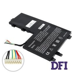 Батарея для ноутбука Toshiba PA5157U-1BRS (Satelite M50, M50D, U40T, M40, U940, E55, E55T, E45T, E45T, U50T series) 11.4V 4400mAh Black