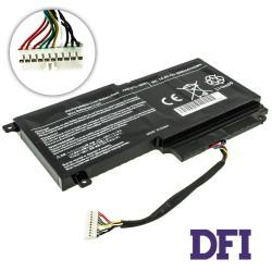 Оригинальная батарея для ноутбука Toshiba PA5107 (Satellite L50 series) 14.4V 3000mAh 43Wh Black
