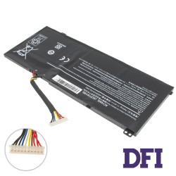 Батарея для ноутбука Acer AC14A8L (Aspire: VN7-571, VN7-571G, VN7-591, VN7-591G, VN7-791, VN7-791G, V15 Nitro series) 11.4V 4605mAh 52.5Wh Black