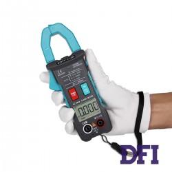 Цифровой Мультиметр ZOYI ZT-QB1 True RMS с автоматическим выбором диапазонов (4V-600V, 4А-600A, 4КОм-40МОм, 4нФ-400мФ, 4Гц-100Кгц, проверка диодов)