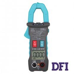 Цифровой Мультиметр ZOYI ZT-QB3 True RMS с автоматическим выбором диапазонов (4V-600V, 4А-600A, 4КОм-40МОм, 4нФ-400мФ, 4Гц-1Мгц, проверка диодов)