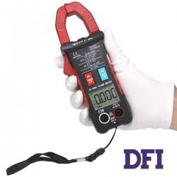 Цифровой Мультиметр ZOYI ZT-QB4 True RMS с автоматическим выбором диапазонов (4V-600V, 4А-600A, 4КОм-40МОм, 4нФ-400мФ, 4Гц-1Мгц, проверка диодов, измерение температуры (-30...1000 С))