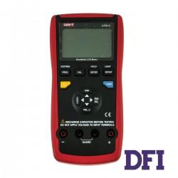 Цифровой Мультиметр UNI-T UT612 True RMS с автоматическим выбором диапазонов (200mV-1000V, 2мкА-20A, 200Ом-200МОм, 2нФ-20мФ, 20мкГн-20кГн, проверка диодов)