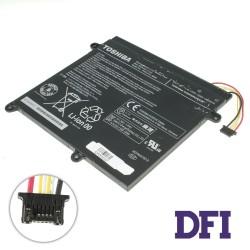 Оригинальная батарея для ноутбука Toshiba PA5137U-1BRS (Portege Z10T, Z10T-A) 11.4V 3600mAh 43Wh Black