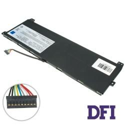 Оригинальная батарея для ноутбука MSI BTY-M48 (Modern 14 A10RB, PS42) 15.2V 3290mAh 50Wh Black