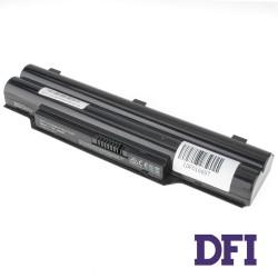 УЦЕНКА! ЦАРАПИНЫ НА КОРПУСЕ! Батарея для ноутбука Fujitsu LifeBook FPCBP250 (A530, A531, AH530, AH531, LH520, LH530, PH521) 10.8V 4400mAh Black