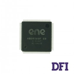 Микросхема ENE KB3926QF С0 (TQFP-128) для ноутбука