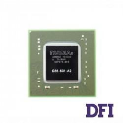 Микросхема NVIDIA G86-631-A2 (DC 2012) GeForce 8400M GS видеочип для ноутбука