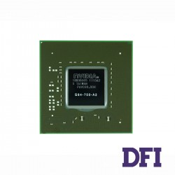 Микросхема NVIDIA G84-750-A2 128bit GeForce 8700M GT видеочип для ноутбука