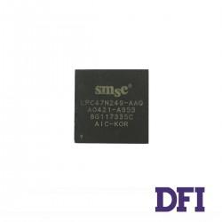 Микросхема SMSC LPC47N249-AAQ для ноутбука