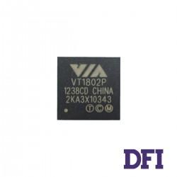Микросхема VIA VT1802P звуковая карта для ноутбука