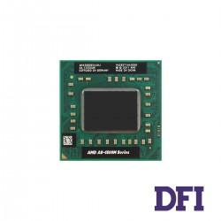 Процессор AMD A8-4500M (Trinity, Quad Core, 1.9-2.8Ghz, 4Mb L2, TDP 35W, Radeon 7640G, Socket FS1) для ноутбука (AM4500DEC44HJ)