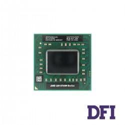 Процессор AMD A10-5750M (Richland, Quad Core, 2.5-3.5Ghz, 4Mb L2, TDP 35W, Radeon 8650G, Socket FS1r2) для ноутбука (AM5750DEC44HL)