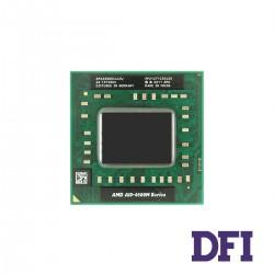 Процессор AMD A10-4600M (Trinity, Quad Core, 2.3-3.2Ghz, 4Mb L2, TDP 35W, Radeon HD 7660G, Socket FS1r2) для ноутбука (AM4600DEC44HJ)
