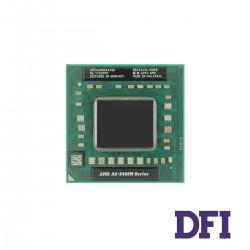 Процессор AMD A6-3420M (Liano, Quad Core, 1.5-2.4Ghz, 4Mb L2, TDP 35W, Radeon HD6520G, Socket FS1) для ноутбука (AM3420DDX43GX)