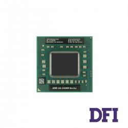 Процессор AMD A6-3400M (Liano, Quad Core, 1.4-2.3Ghz, 4Mb L2, TDP 35W, Radeon HD6520G, Socket FS1) для ноутбука (AM3400DDX43GX)